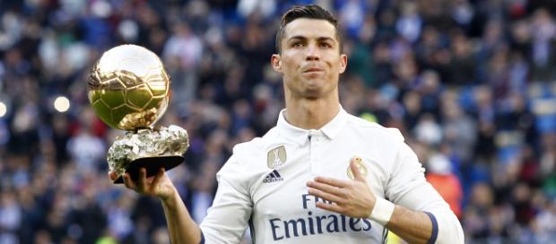 Real Madrid : Cristiano Ronaldo quintuple ballon d'or