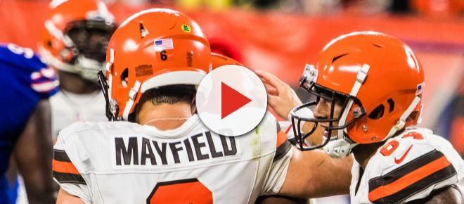 Baker Mayfield impresses leading the Cleveland Browns to their first win of the season