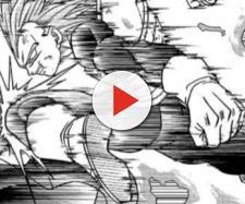 Jiren wird von Vegeta attackiert - Dragon Ball Super Manga Kapitel 40