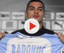 Nemanja Radonjic a eu des difficultés face à l'Eintracht Francfort, mais Rudi Garcia sait qu'il n'est pas le seul fautif