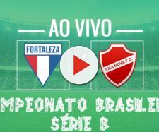 Série B: Fortaleza x Vila Nova ao vivo