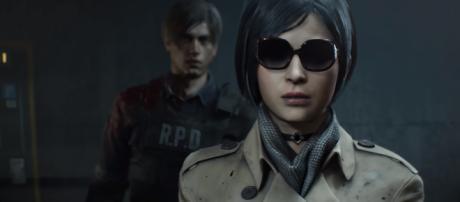 Ada Wong returns in the new 'Resident Evil 2' trailer at TGS 2018 [Image Credit: Resident Evil/YouTube screencap]