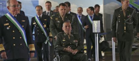 Forças Armadas garantirão segurança no dia 7 de outubro. (foto reprodução).
