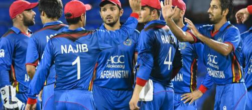 Afghanistan and Pakistan Asia Cup game ... - icc-cricket/Twitter