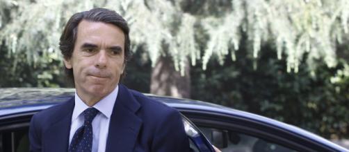 Herman Tertsch y Angels Barceló se enfrentan por Aznar