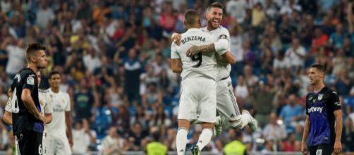 Real Madrid goleó 4-1 al Leganés por LaLiga Santander   Foto 1 de ... - peru.com