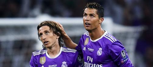 Real Madrid : la lutte entre Modric et Ronaldo est lancée