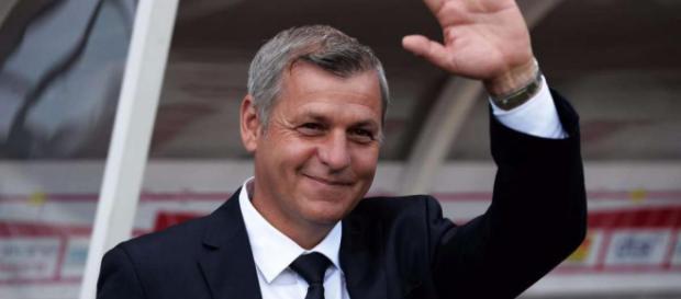 Bruno Génésio espère que ses hommes vont pratiquer du très beau football face à Marseille, après leur victoire contre Manchester City