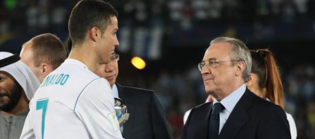 Marcotti: Ronaldo has had it with Florentino Perez & Real Madrid ... - footballnations.net