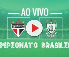 Brasileirão: São Paulo x América-MG ao vivo