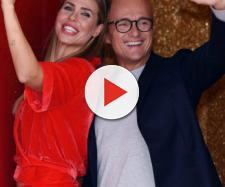 Ilary Blasi e Alfonso Signorini matrimonio Ferragnez