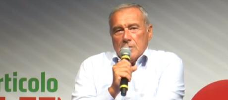 Pietro Grasso parla del Governo e della situazione di LeU