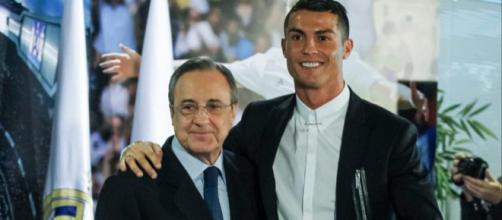 Florentino Perez se livre sur le départ de Ronaldo du Real Madrid en juillet dernier