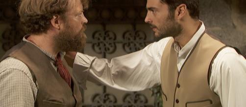 Il Segreto: Saul e Larraz troveranno un accordo? - Gogo Magazine - gogomagazine.it