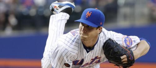 Jacob deGrom es sin duda el Cy Young de la NL en este 2018. MLB.com.