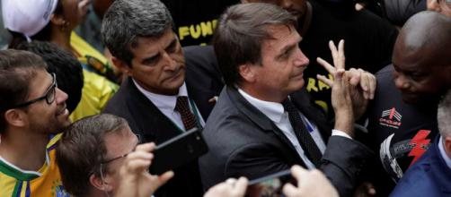 Preferido do mercado, também por conta de Paulo Guedes, Bolsonaro toma posto de Alckmin I Galeria BN
