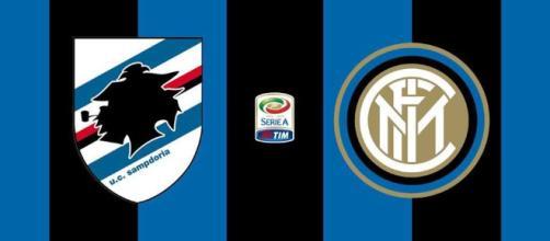 Stasera in campo Sampdoria e Inter