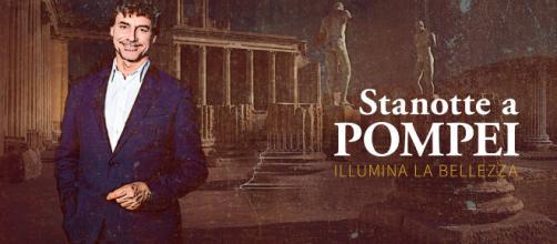 Replica Stanotte a Pompei in streaming