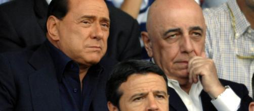 Silvio Berlusconi e Adriano Galliani ripartono da Monza