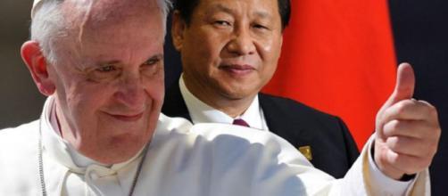 Tras años de desunión, China y el Vaticano estrechan relaciones.