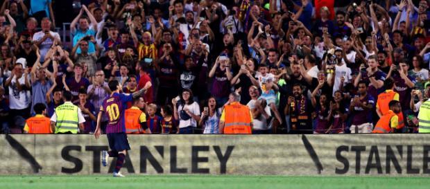 El FC Barcelona recibía en su casa al club holandés del PSV.