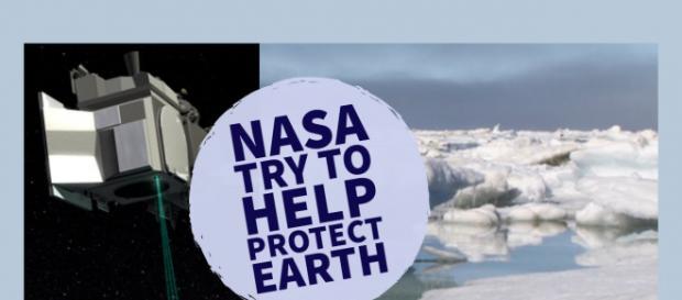 Il satellite Ice SAT2 lanciato dalla NASA
