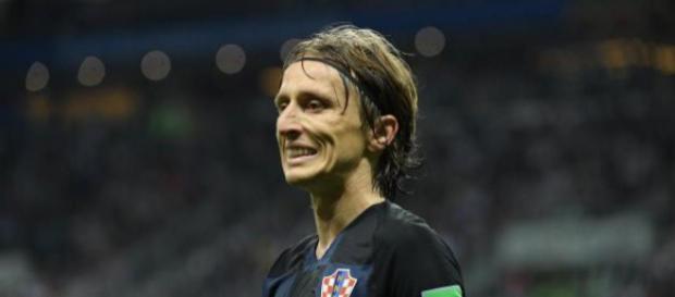 Luka Modric sait qu'il peut gagner le Ballon d'Or, mais ne pense pas uniquement à ça.