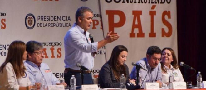 COLOMBIA/ El presidente Iván Duque se estrena en la Asamblea General de la ONU