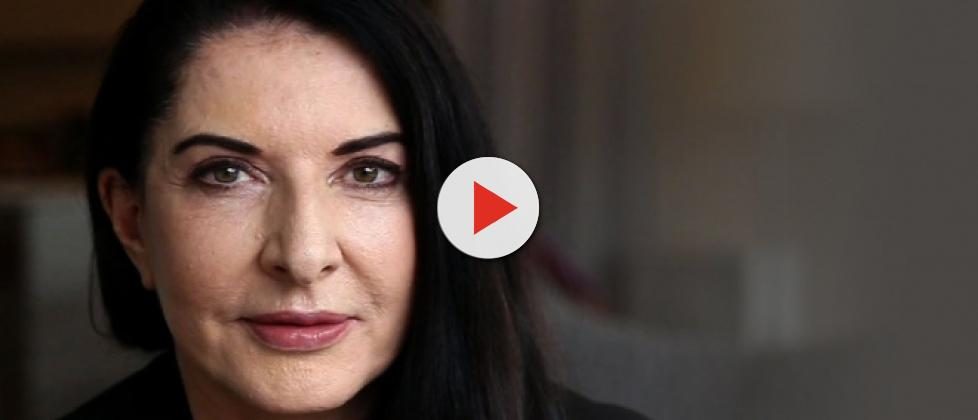 Marina Abramovic aggredita a Firenze da un sedicente artista