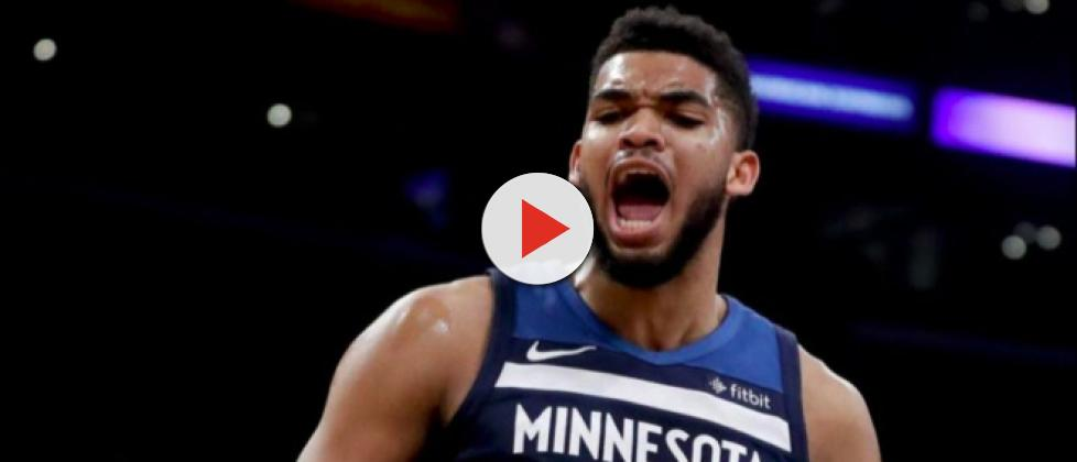 Karl-Anthony Towns agrees to a five-year, $190 million deal with Minnesota Timberwolves