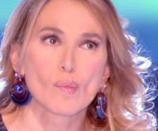 Barbara D'Urso lite in diretta a Domenica Live