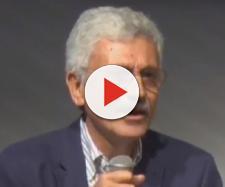 Massimo D'Alema a un dibattito sull'attualità del marxismo