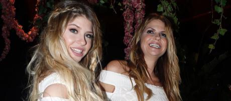Makoke y su hija Anita ... - bekia.es