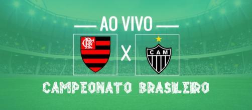 Brasileirão: Flamengo x Atlético-MG ao vivo