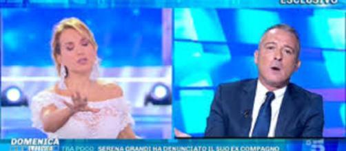 Domenica Live, lite in diretta tra Barbara D'Urso e Pierluigi Diaco