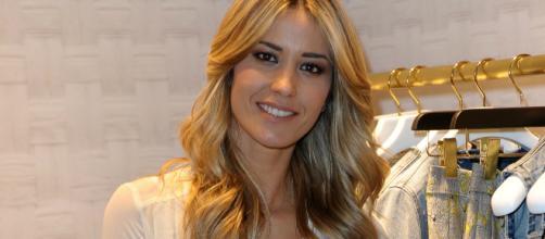 Elena Santarelli attaccata sui social dopo aver ringraziato i medici.