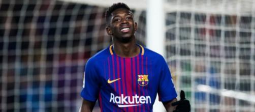 Ousmane Dembélé enchaîne les bonnes performances en ce début de saison à Barcelone