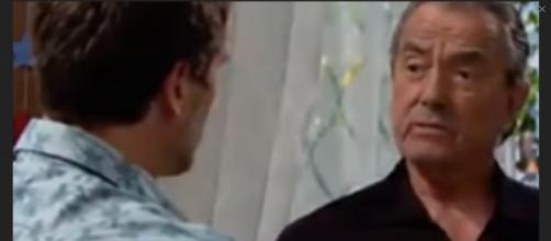 Victor and Jack may be confirmed brothers. [Image Source: Spoiler alerts B&B Y&R GH-YouTube)