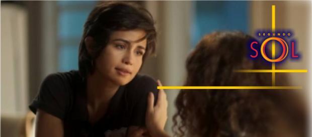 Selma tenta reatar o relacionamento com Maura