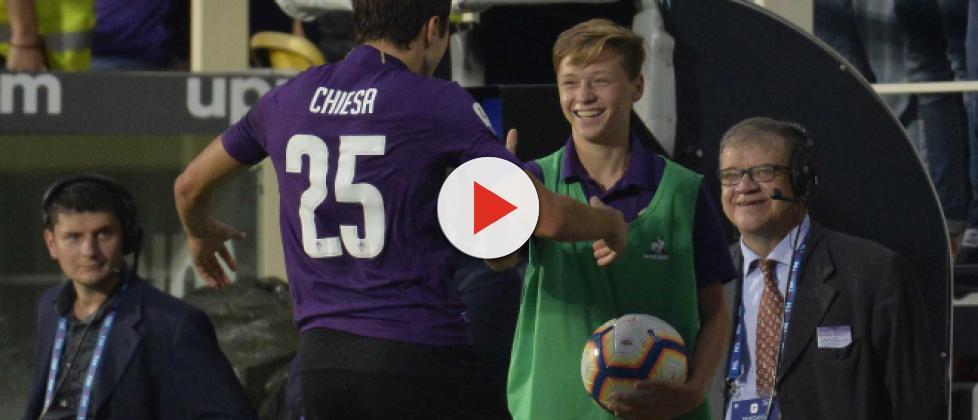 Fiorentina Spal 3-0: la Viola sogna nel segno dei Chiesa