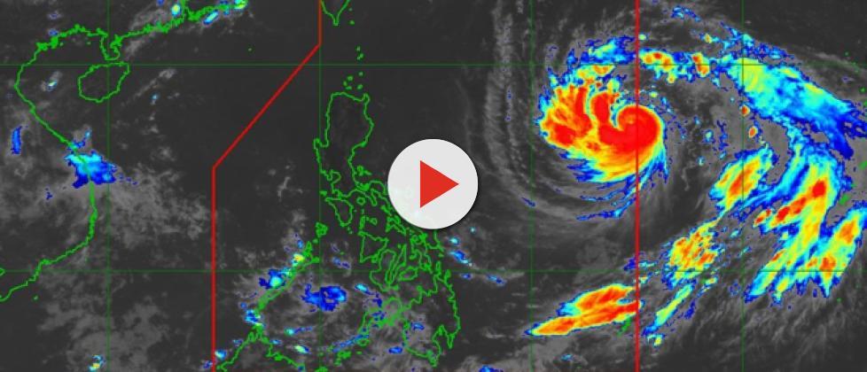 Tifone Trami verso le Filippine e Taiwan, potrebbe raggiungere categoria 5