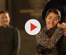 Anticipazioni Una Vita: Rosina chiede perdono alla domestica Casilda