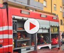 Brescia, carabiniere appicca il fuoco e chiude la figlia in casa.