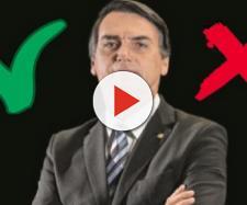 Candidato à Presidência da República Jair Messias Bolsonaro (Foto: Reprodução/Jornal Opção)
