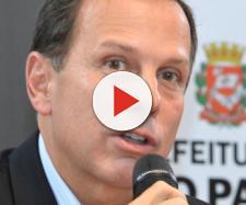 Candidato ao governo de SP, João Doria
