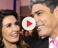 Globo evita encontro de Bonner e Fátima