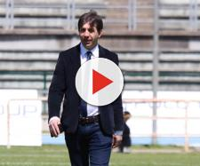 Trinchera, direttore sportivo del Cosenza - foto ilcosenza.it