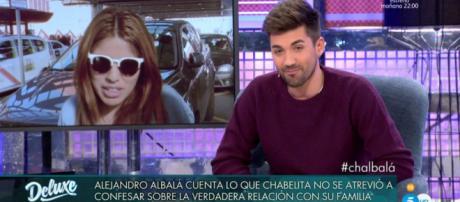 """Alejandro Albalá, en 'Sábado Deluxe': """"Chabelita le pidió a su ... - bekia.es"""