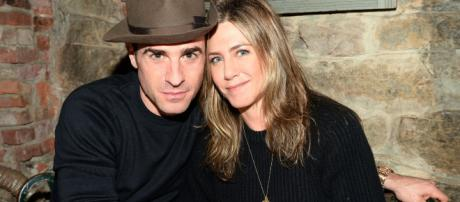 Justin Theroux Breaks Silence on 'Heartbreaking' Jennifer Aniston ...Image credit: ET/Youtube screencap)