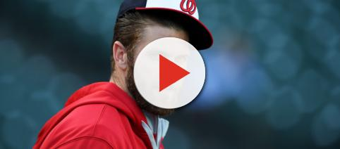 Could Bryce Harper really be heading to the Chicago Cubs? [Image credit - Big League Stew/YouTube]